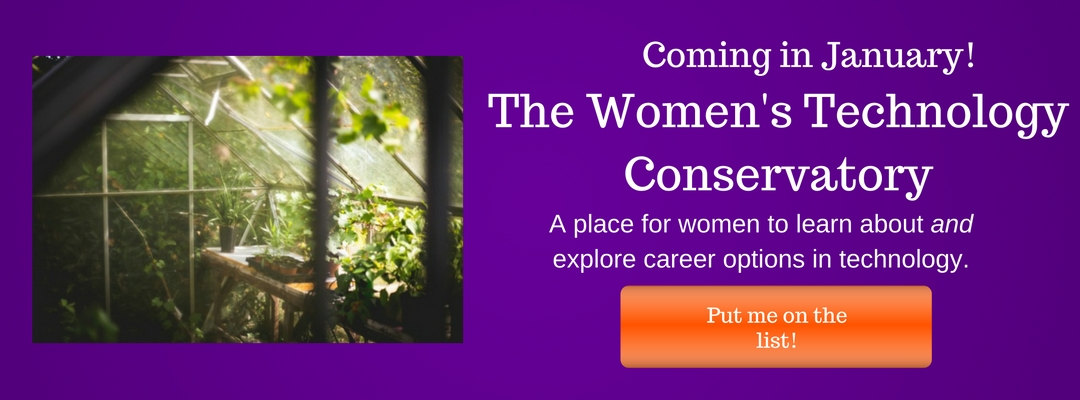 Click to get more info on the Women's Technology Conservatory.