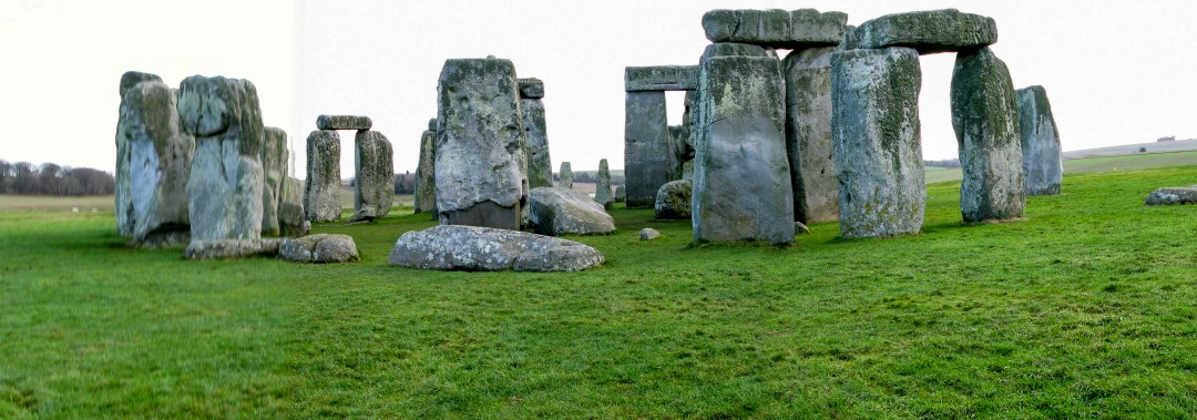 Stonehenge - the definition of steady