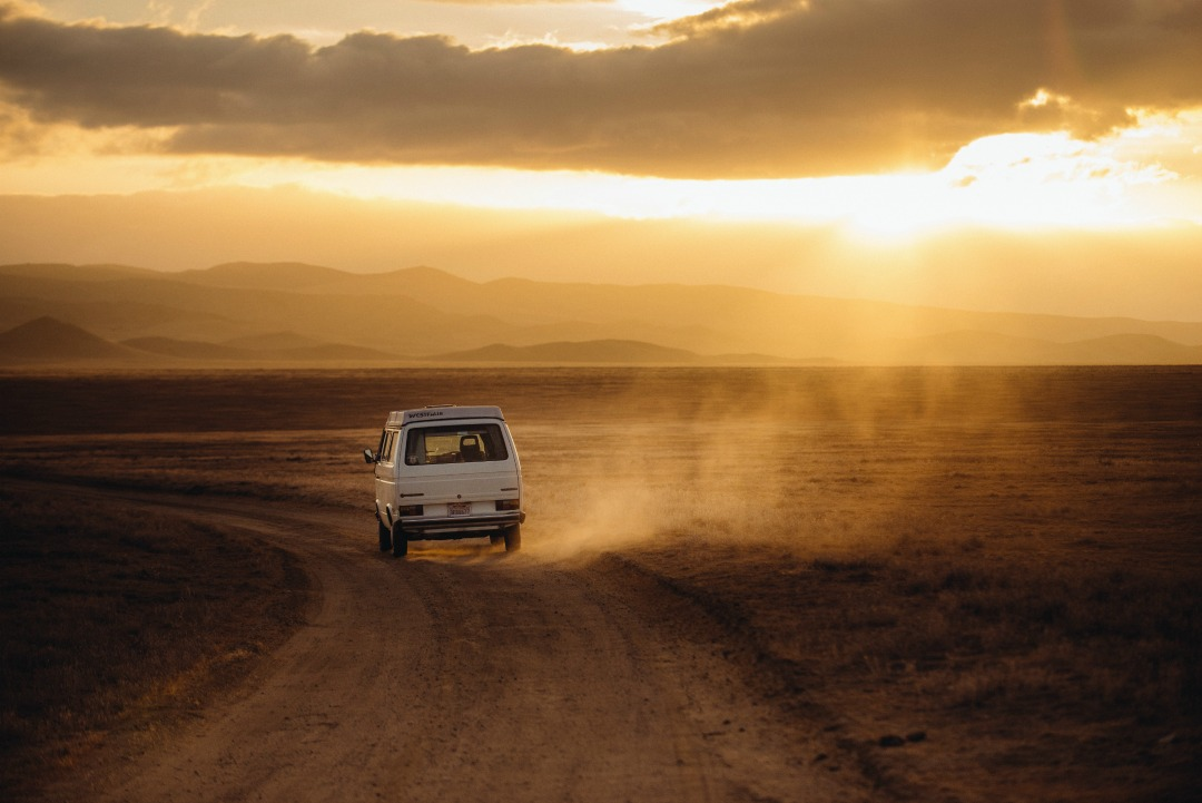 Volkswagen Van headed to wide open spaces