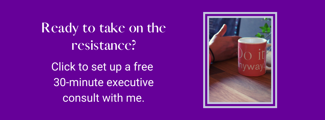 Click link to schedule free 30-minute executive consult