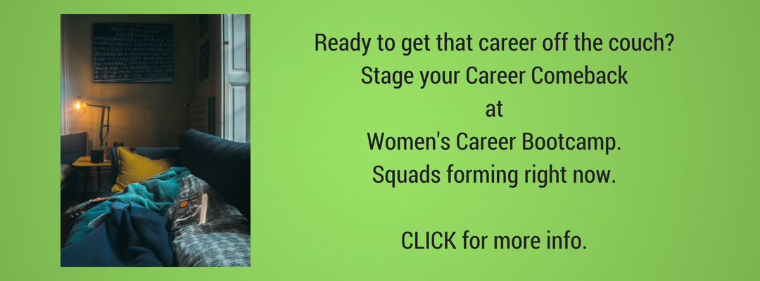 Stage your career comeback at Bootcamp
