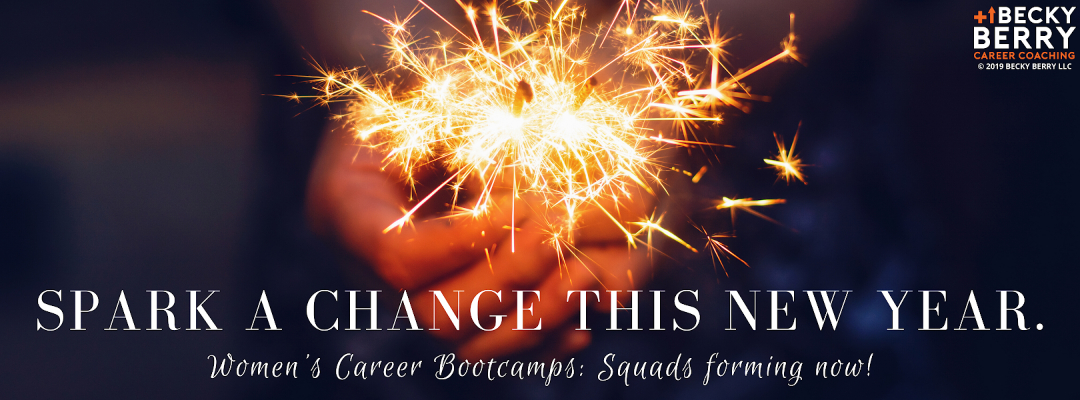 Change it up at Career Bootcamp